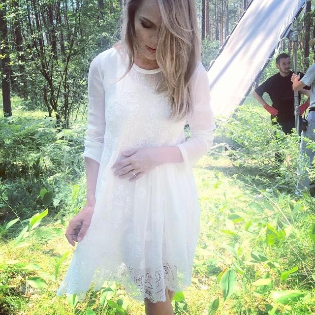 Счастлива до невозможности: беременная Ольга Фреймут опубликовала фото с любимым мужчиной