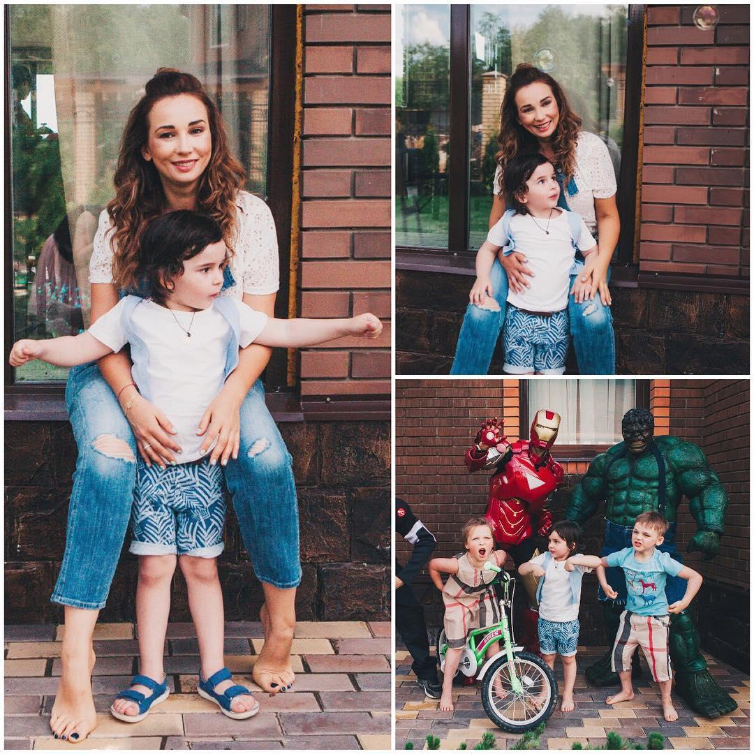 Стиляга из Москвы: Анфиса Чехова поделилась фотографиями повзрослевшего сына