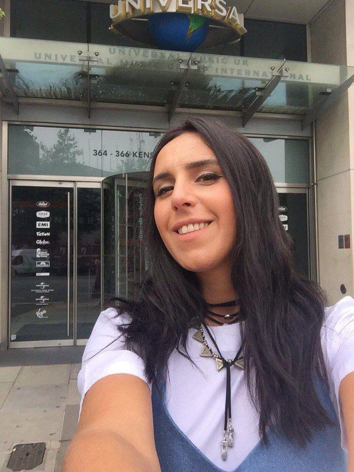 Мечты сбываются: Джамала в Лондоне побывала в гостях у Universal