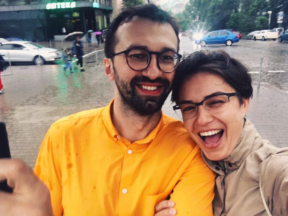 Нардеп Сергей Лещенко женился на своей возлюбленной-диджее