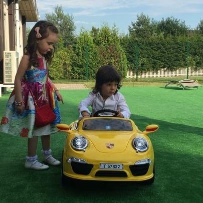 Филипп Киркоров устроил пышный праздник в честь 4-летия сына Мартина