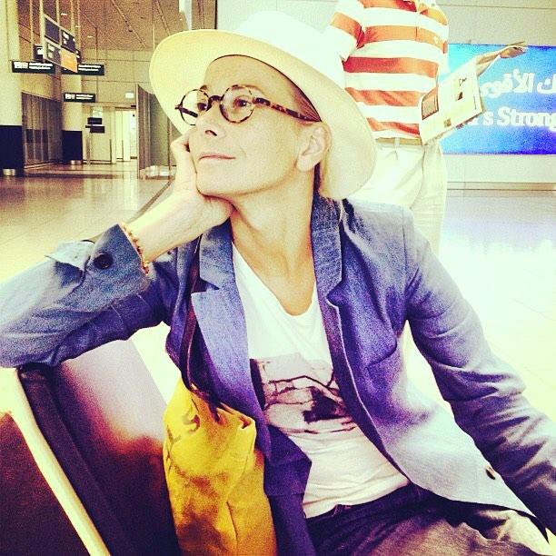 СМИ: Юлия Высоцкая после трагедии снова завела Instagram