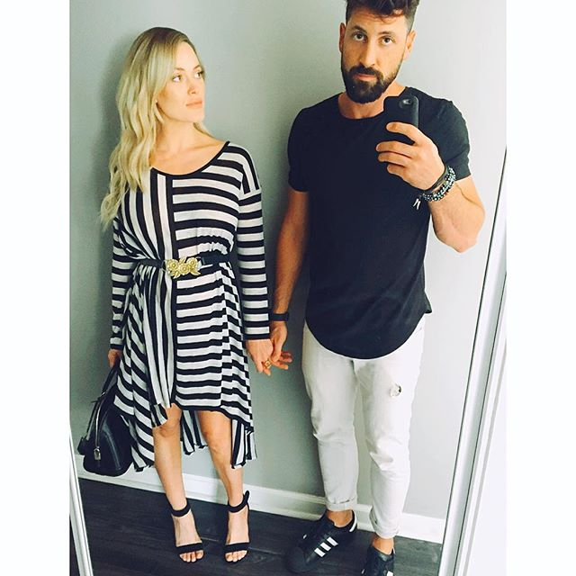 В сети появились новые снимки беременной жены Максима Чмерковского