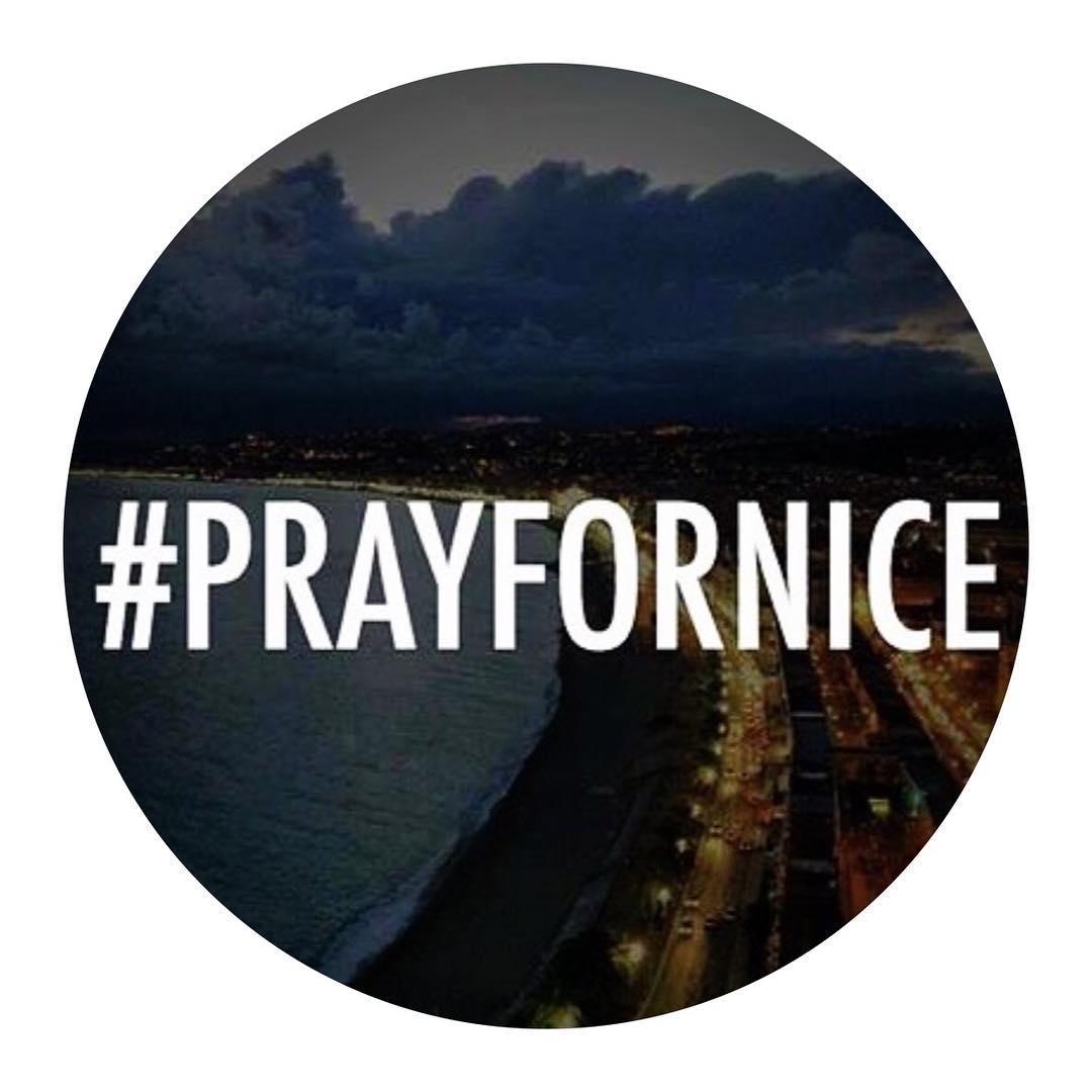 """Виктория Боня о трагедии в Ницце: """"За час до этого мой муж и ребенок были там"""""""
