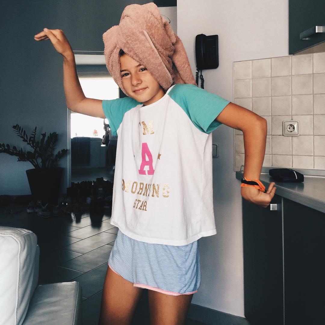 Алан Бадоев поделился милыми снимками своей повзрослевшей дочери Лолиты