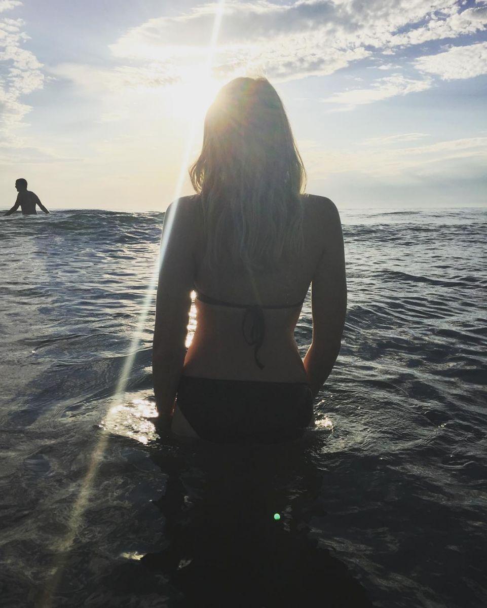 Дочь Ренаты Литвиновой на отдыхе в Италии