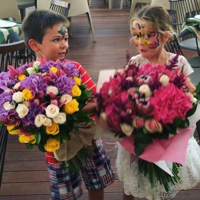 Анна Седокова устроила пышный праздник в честь 5-летия младшей дочери