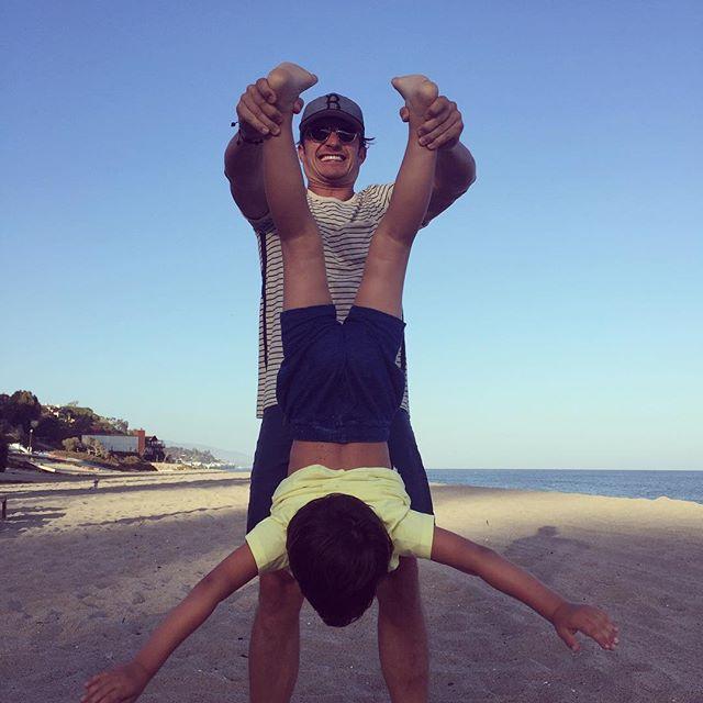 Все секреты наружу: Орландо Блум открыл доступ к своему Instagram