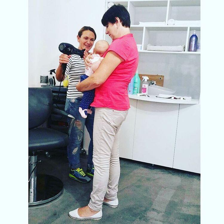 Анита Луценко показала свою крошечную дочь