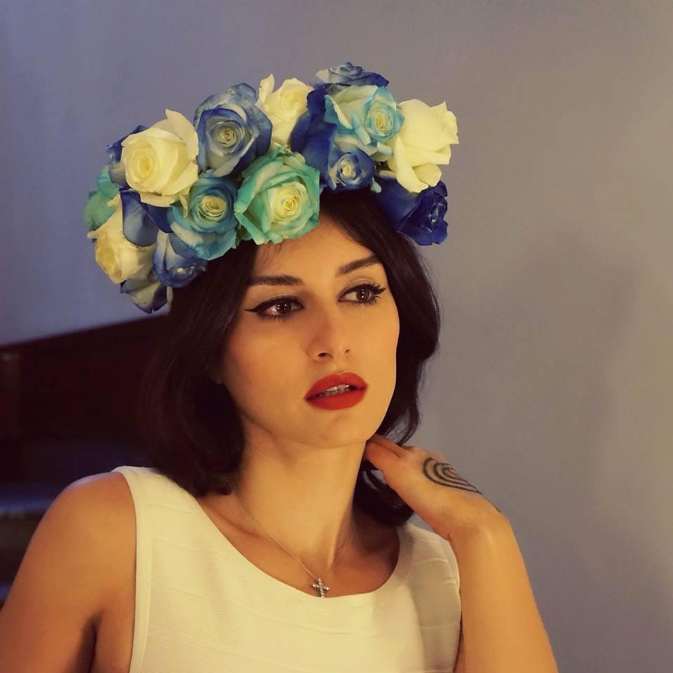 Тина Канделаки в образе Ланы Дель Рей фото