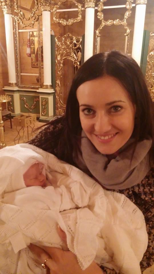 Соломия Витвицкая стала мамой ребенок фото 2013