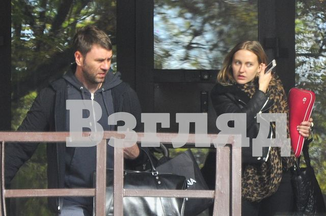 Ева Бушмина муж Дмитрий Лановой фото