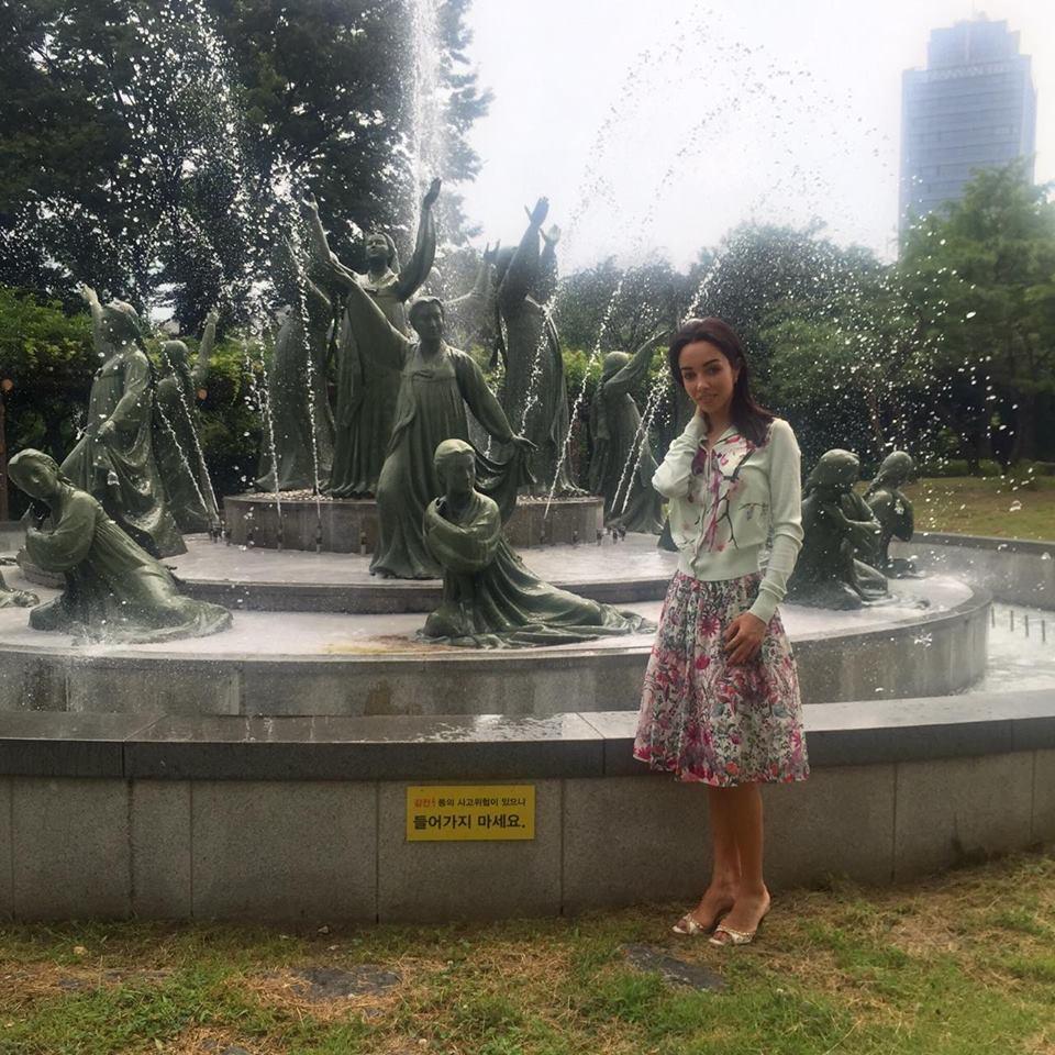 Екатерина Кухар и Александр Стоянов рассказали о своей опасной поездке в Южную Корею