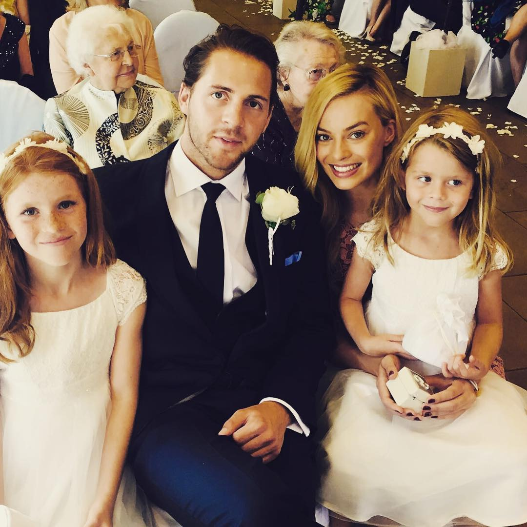 Звезда Отряда самоубийц Марго Робби вышла замуж