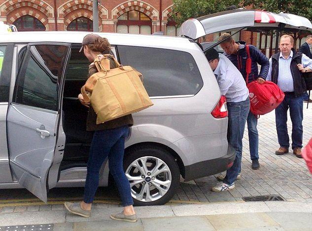 Кейт Миддлтон и Принц Уильям путешествуют без охраны
