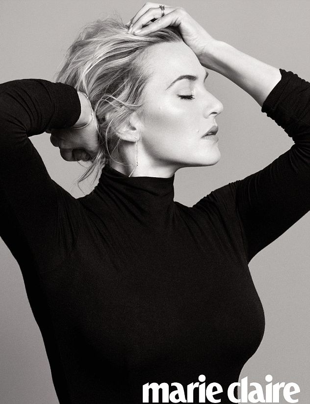 Кейт Уинслет демонстрирует неувядающую красоту в новом фотосете
