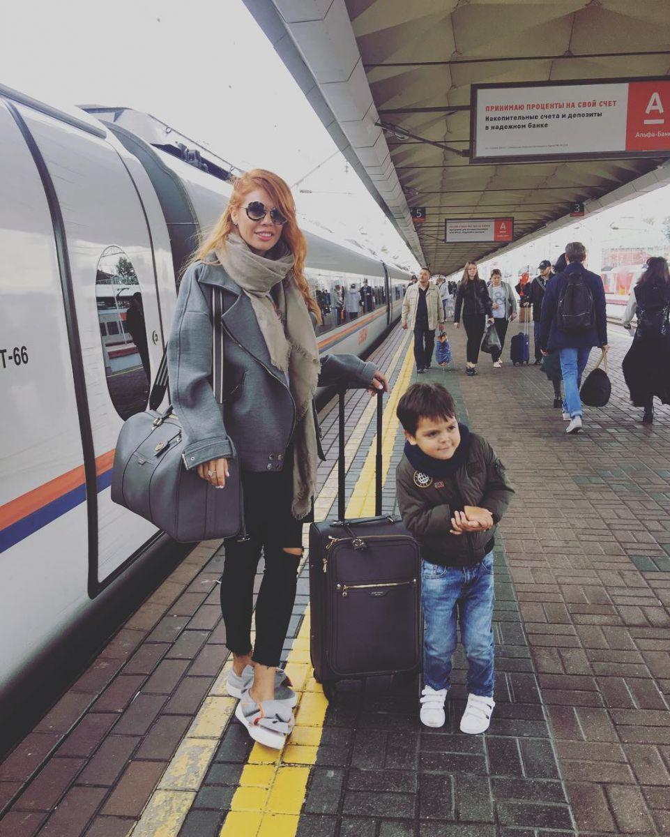 Анастасия Стоцкая беременна вторым ребенком – СМИ
