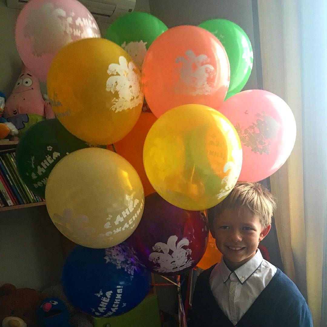 Потап и его жена трогательно поздравили сына с днем рождения