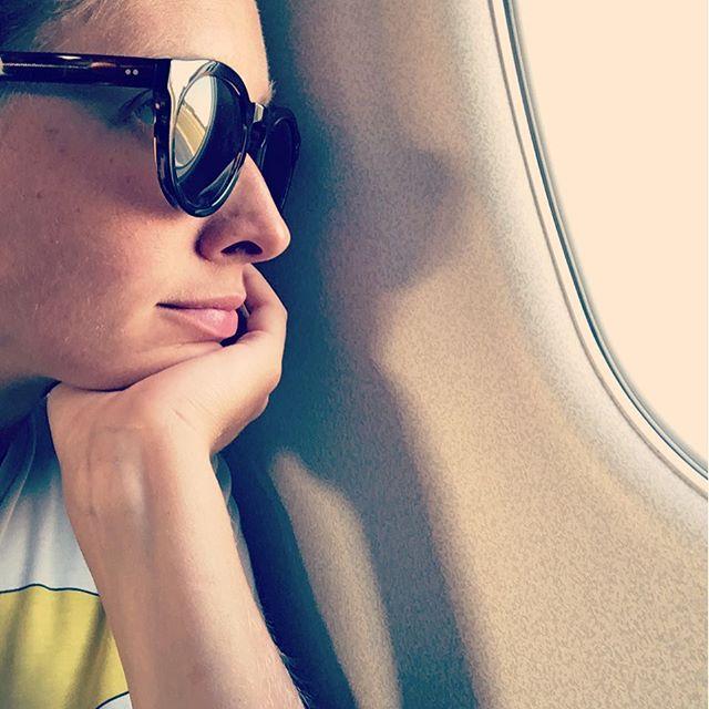Катя Осадчая отмечает свое 33-летие в Одессе