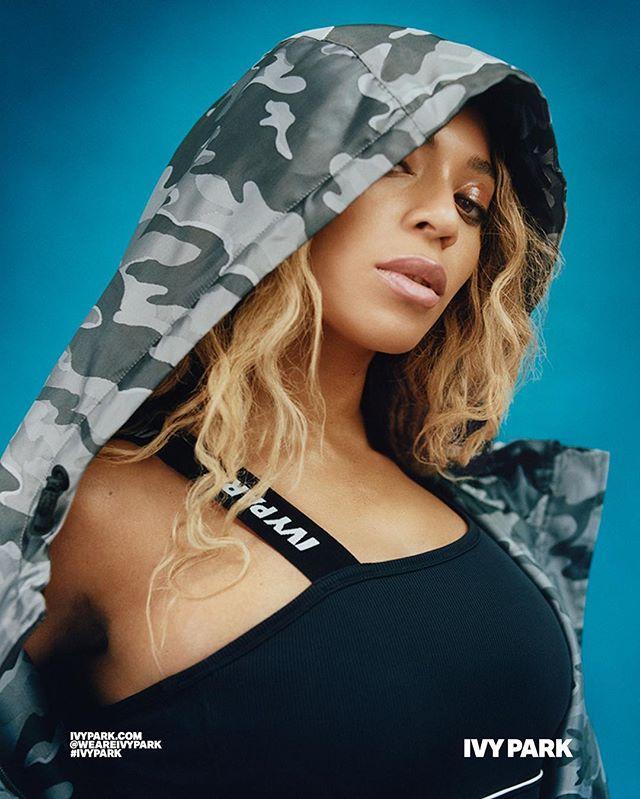 Богиня спорта: Бейонсе снялась в новой рекламной кампании собственного бренда