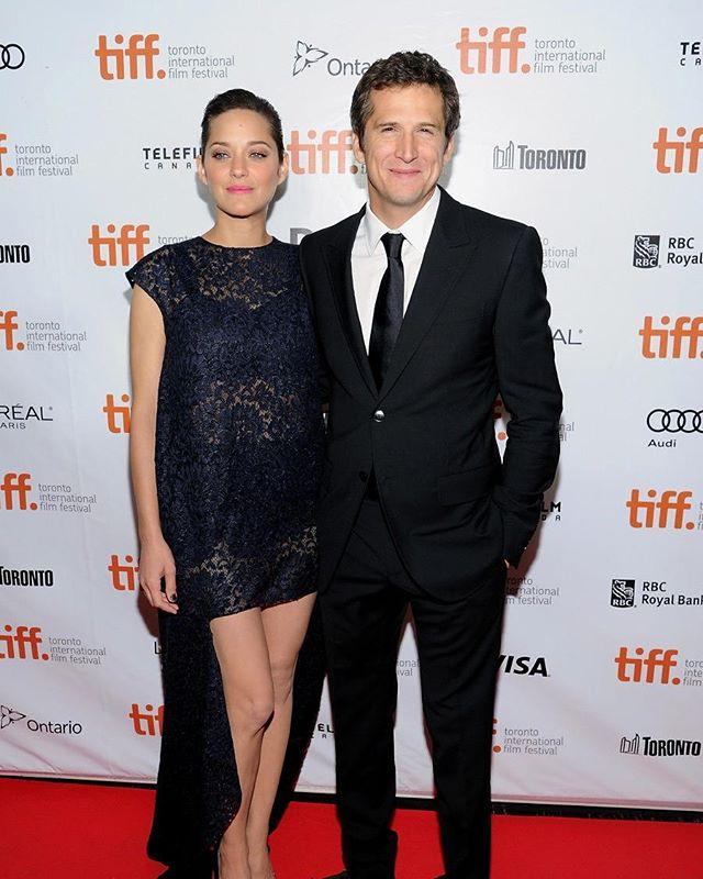 Супруг Марион Котийяр прокомментировал слухи о ее романе с Брэдом Питтом