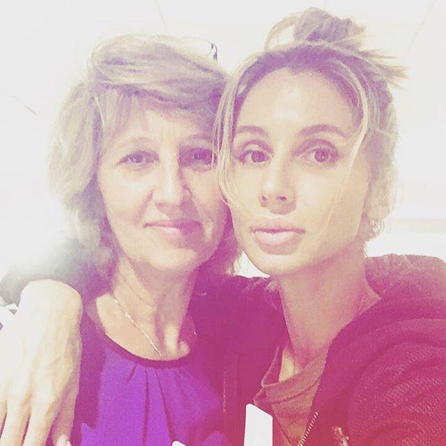 Loboda взяла свою маму на гастроли в Америку