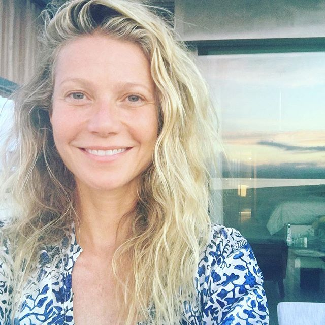 На зависть всем: 44-летняя Гвинет Пэлтроу опубликовала фото без макияжа