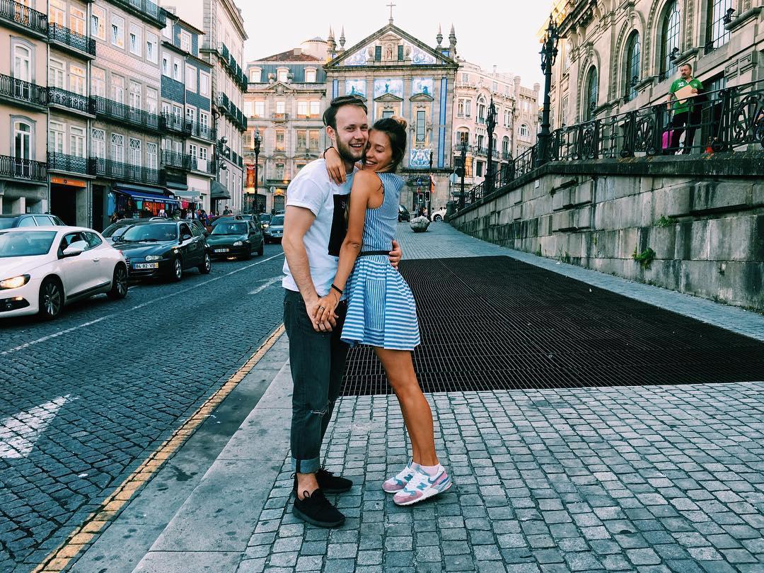 Регина Тодоренко впервые показала своего любимого мужчину