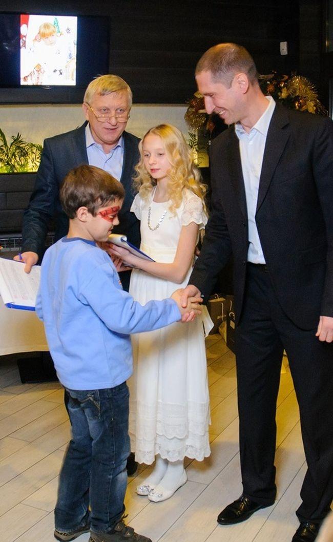 """""""Зимняя сказка"""" - праздник для самых талантливых детей"""