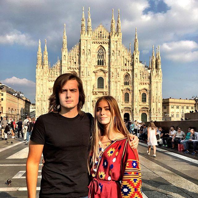 Внучка Софии Ротару покоряет Милан