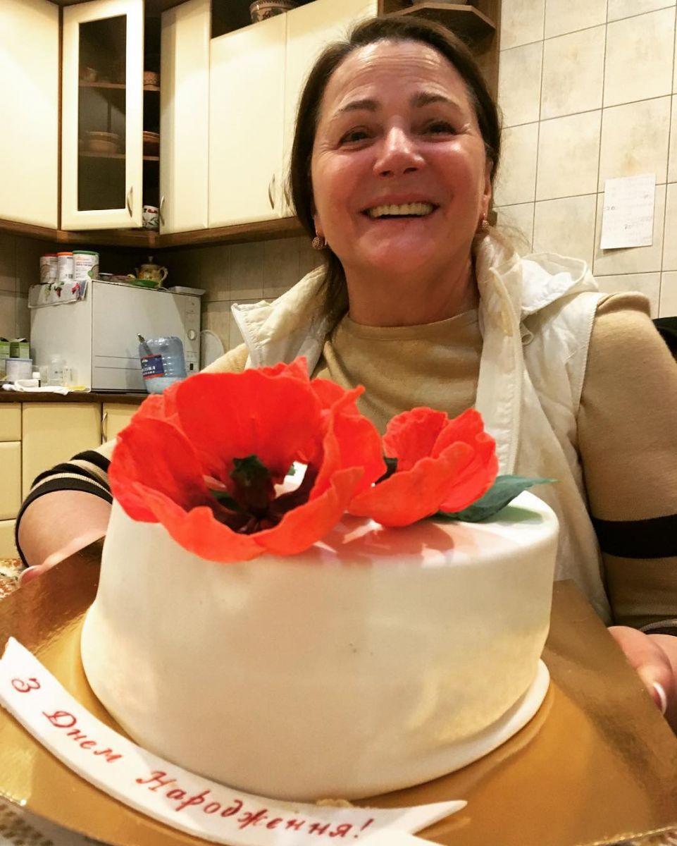 Тоня Матвиенко трогательно поздравила свою знаменитую маму с днем рождения