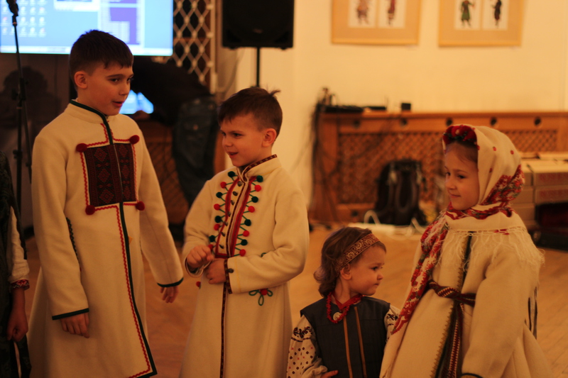 Олег Скрипка впервые показал сыновей!