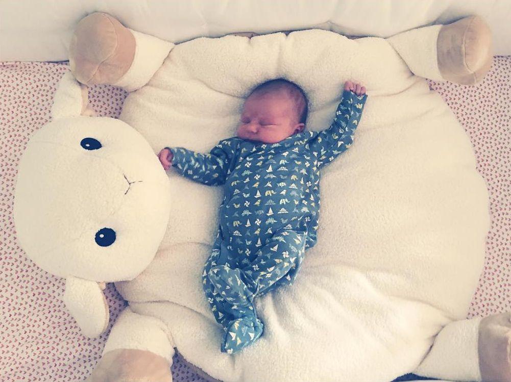 Оливия Уайлд родила второго ребенка