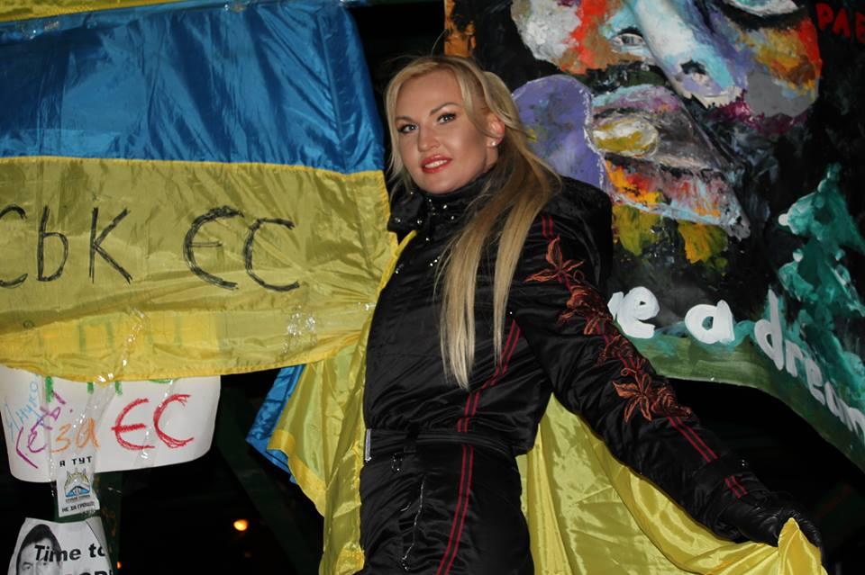 Камалия евромайдан митинг 2013 фото