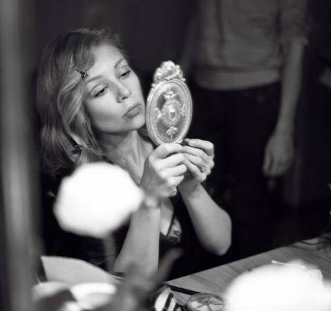 Тина Кароль без макияжа