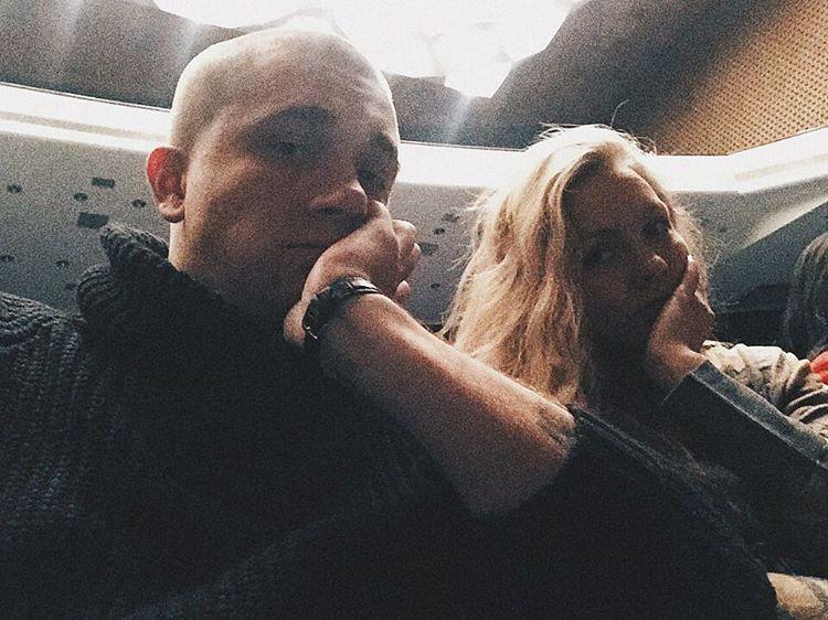 Ніжне фото: Олена Шоптенко з новим чоловіком