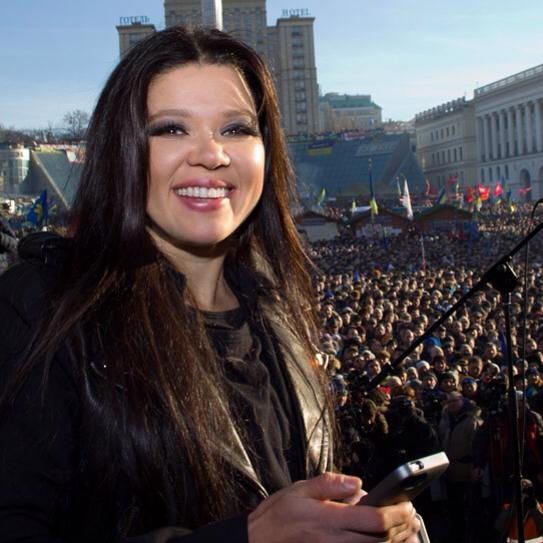 Руслана Майдан фото