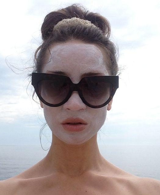 Татьяна Денисова ужаснула своим лицом