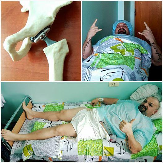 Василию Вирастюку сделали сложную операцию