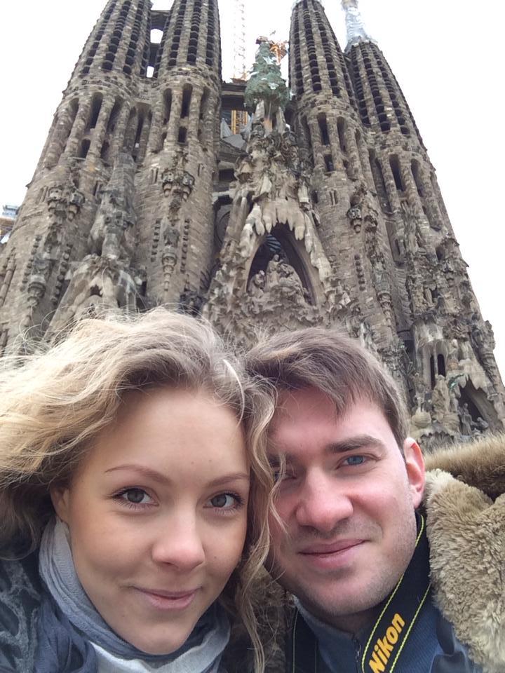Алена Шоптенко и Дмитрий Дикусар фото