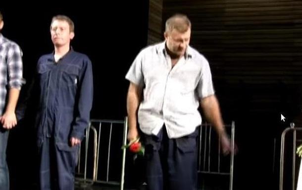 В Михаила Пореченкова запустили пистолет с криком Любишь в украинцев стрелять