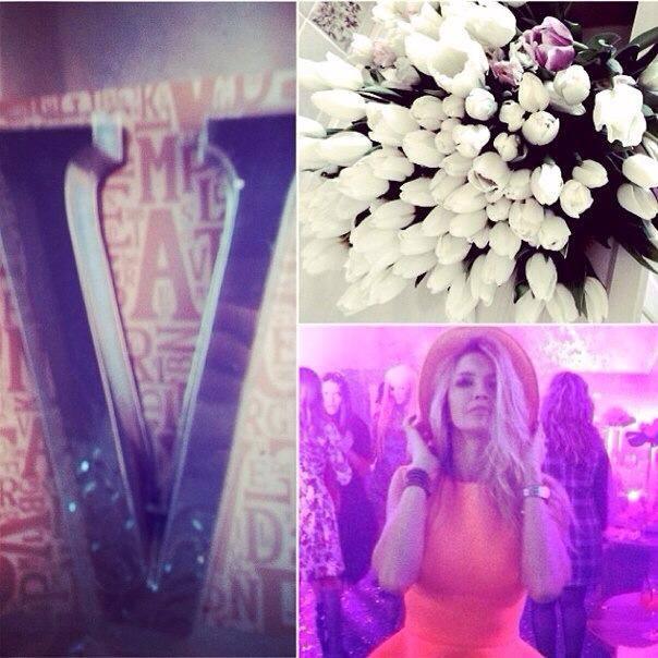 Вера Брежнева день рождения фото 2014