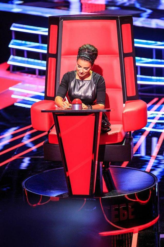 Ани Лорак голос країни 4 фото 2014