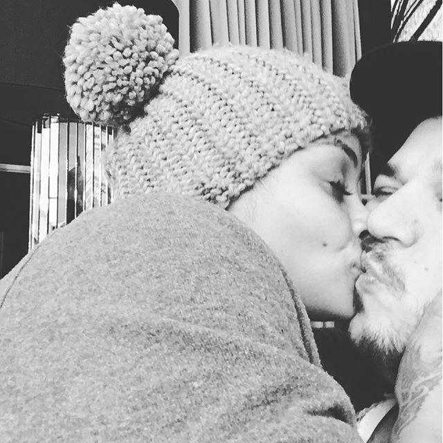 Возлюбленная брата Ким Кардашьян публично опозорила и бросила его через месяц после рождения дочери
