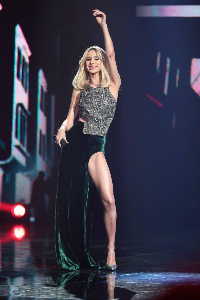 Loboda в финале шоу Х-фактор-7