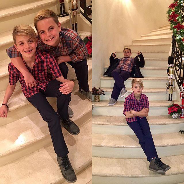 Мамина радость: Бритни Спирс показала подросших сыновей