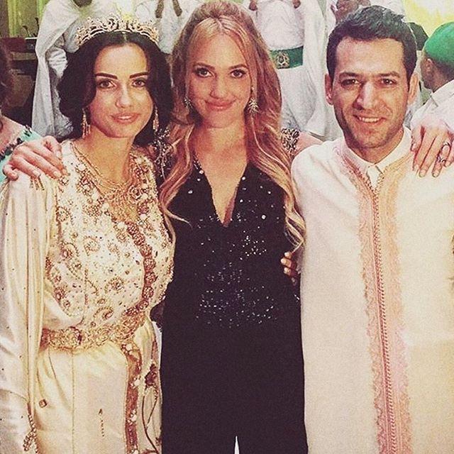 Как султан: звезда турецких сериалов устроил пышную свадьбу