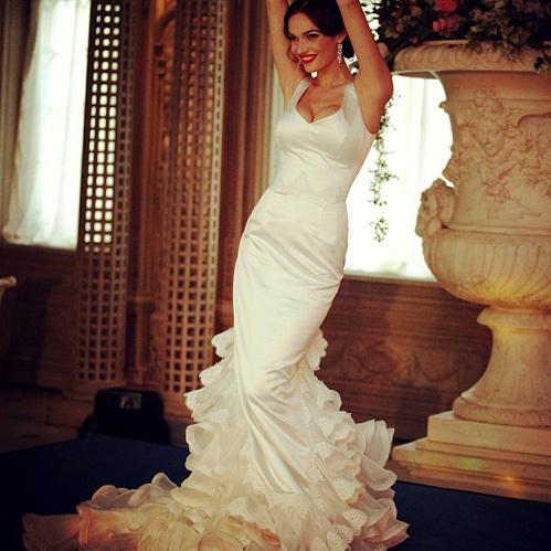 Алена Водонаева свадьба