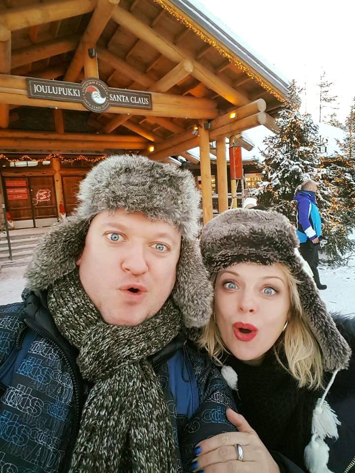 Ирма Витовская показала своего нового мужа
