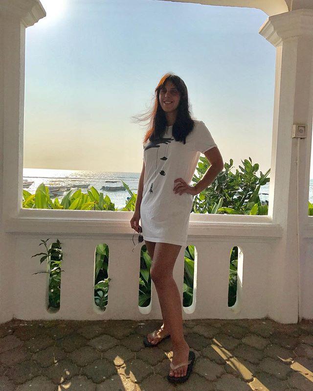 Естественная красота: Джамала позирует на природе без макияжа